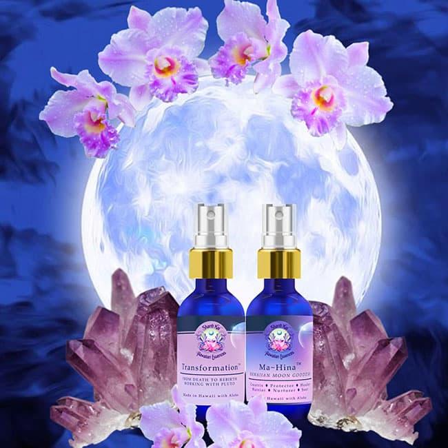 Moon Magic: Transformation and Ma-Hina
